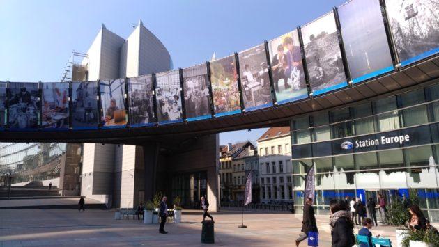 Európsky parlament - skvost modernej architektúry