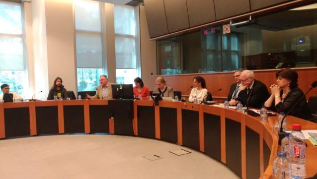 Čakali nás slovenskí europoslanci